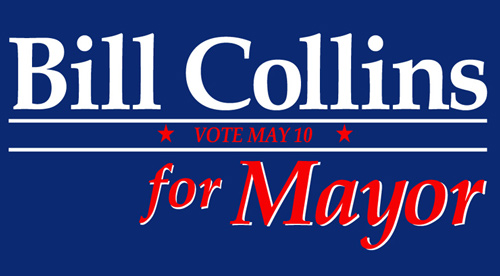 Bill Collins for Mayor